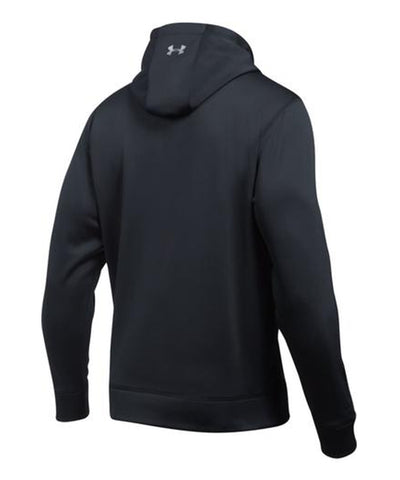 UNDER ARMOUR SR HOCKEY LOGO HOODY BLACK
