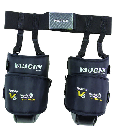 VAUGHN VELOCITY 6 1100i INT GOALIE KNEE/THIGH PROTECTOR