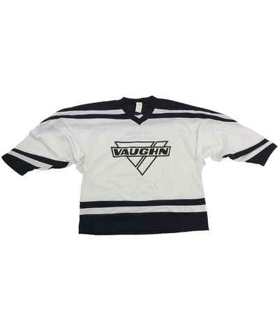 VAUGHN VJ 2000I BLACK JR GOALIE JERSEY
