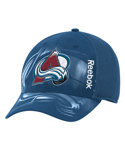 REEBOK COLORADO AVALANCHE 2ND SEASON STR ADJ SR CAP