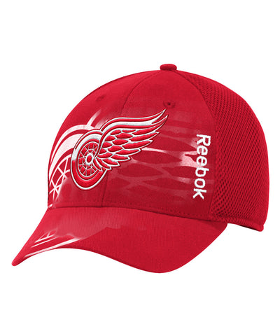 REEBOK DETROIT RED WINGS 2ND SEASON STR ADJ SR CAP