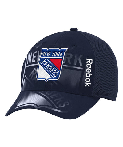 REEBOK NEW YORK RANGERS 2ND SEASON STR ADJ SR CAP