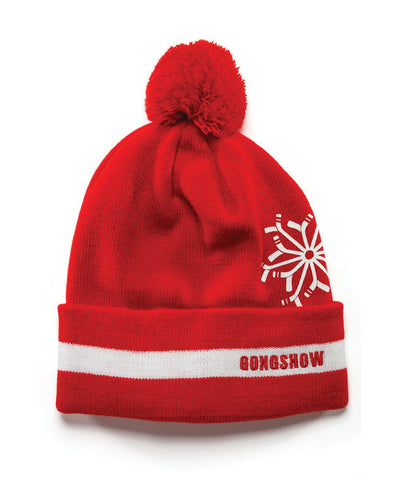 GONGSHOW HOCKEY FLAKES WOMEN'S TOQUE