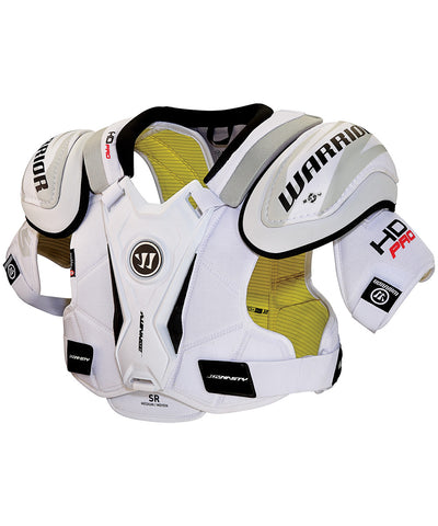 WARRIOR DYNASTY HD PRO INTERMEDIATE HOCKEY SHOULDER PADS