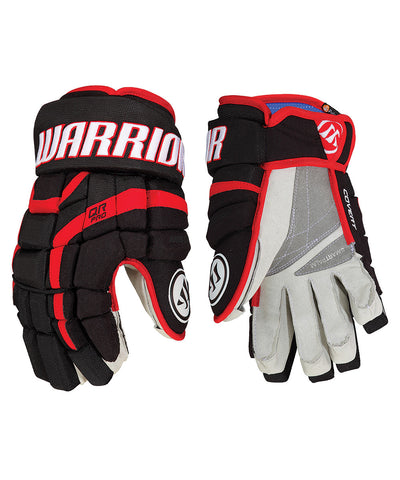 WARRIOR COVERT QR PRO JR HOCKEY GLOVES