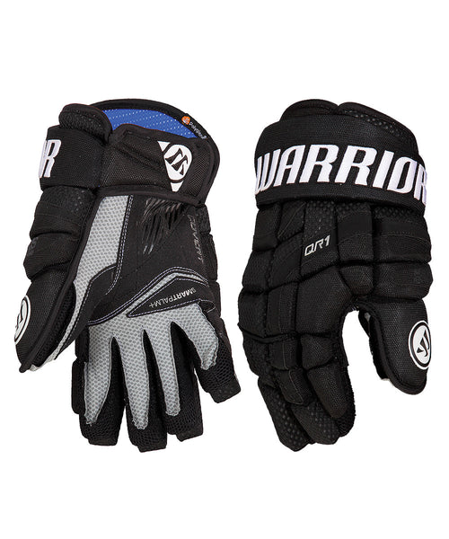 WARRIOR COVERT QR1 SR HOCKEY GLOVES