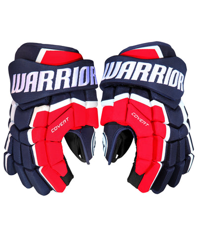 WARRIOR COVERT QRL4 SR HOCKEY GLOVES