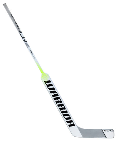 WARRIOR RITUAL CR2 SR GOALIE STICK WHITE/BLACK