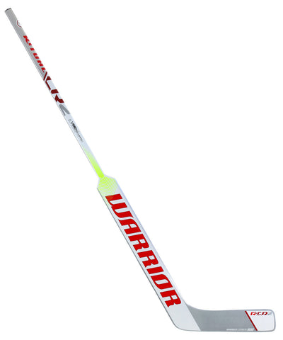 WARRIOR RITUAL CR2 SR GOALIE STICK WHITE/RED