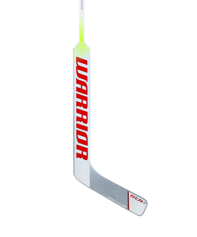 WARRIOR RITUAL CR3 SR GOALIE STICK WHITE/RED