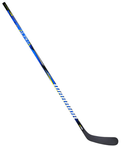 WARRIOR ALPHA QX3 GRIP INTERMEDIATE HOCKEY STICK