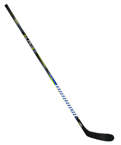 WARRIOR ALPHA QX PRO GRIP INTERMEDIATE HOCKEY STICK