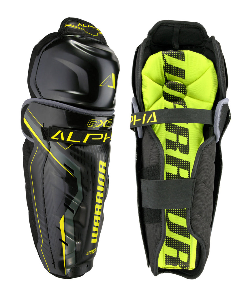 f7338ef3691 WARRIOR ALPHA QX3 JR HOCKEY SHIN GUARDS – Pro Hockey Life