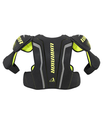WARRIOR ALPHA QX4 JR HOCKEY SHOULDER PADS