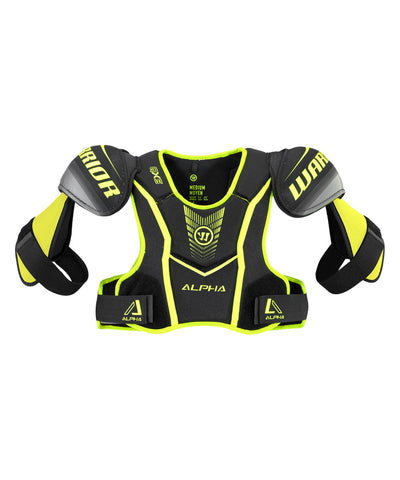 WARRIOR ALPHA QX5 JR HOCKEY SHOULDER PADS