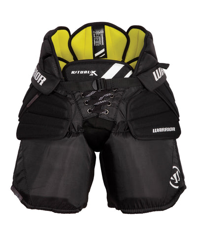 WARRIOR RITUAL X JR GOALIE PANTS