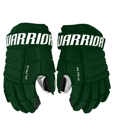 WARRIOR ALPHA QX4 JR HOCKEY GLOVES