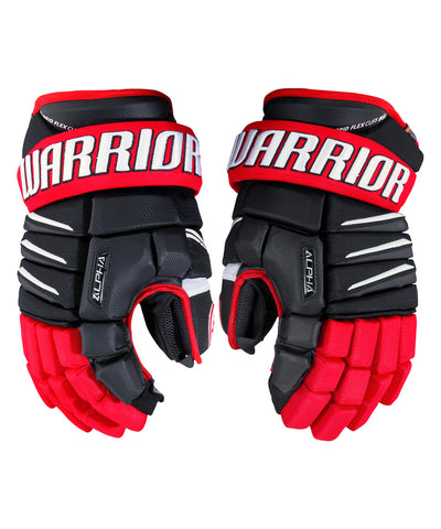WARRIOR ALPHA QX SR HOCKEY GLOVES