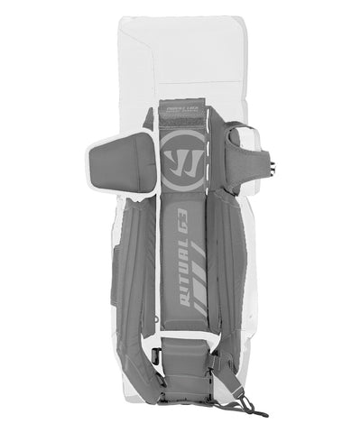 WARRIOR RITUAL G3 PRO SENIOR GOALIE PADS