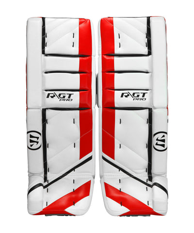 WARRIOR RITUAL GT PRO SENIOR GOALIE PADS