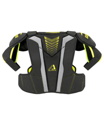 WARRIOR ALPHA QX3 SR HOCKEY SHOULDER PADS