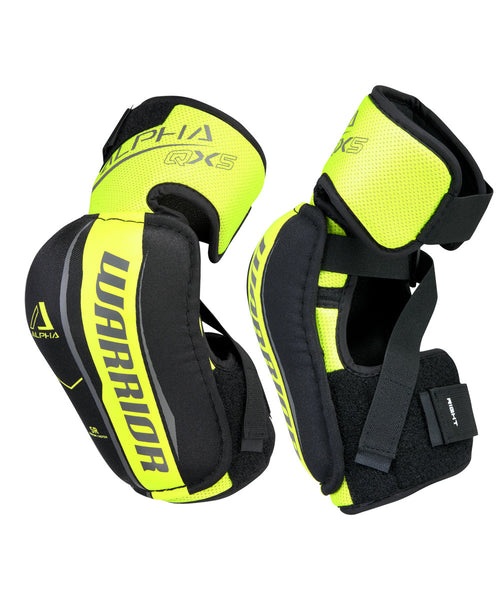 WARRIOR ALPHA QX5 SR HOCKEY ELBOW PADS