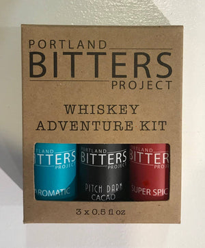 Portland Bitters Project - Whiskey Bitters Adventure Kit