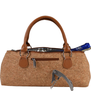 Primeware Inc. - Wine Clutch Cork Insulated Single Bottle