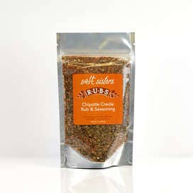 s.a.l.t. sisters - Louisiana Creole Rub & Seasoning-formerly Chipotle Creole