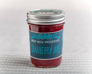 Neat Nick Preserves - Cranberry Jam