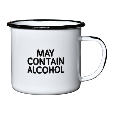 Swag Brewery - May Contain Alcohol | Enamel Mug