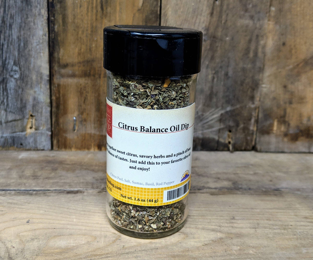 Old Town Spice Shop - Citrus Balance Olive Oil Dip