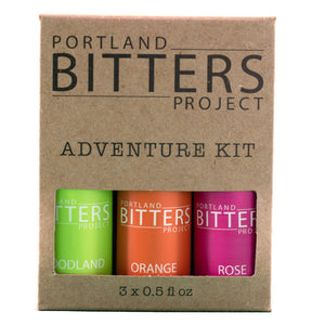 Portland Bitters Project - Sunny Staycation Bitters Adventure Kit