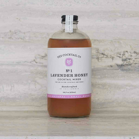 Yes Cocktail Co. - Lavender Honey Cocktail Mixer