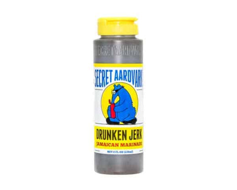 Secret Aardvark Trading Co. - Drunken Jerk Jamaican Marinade