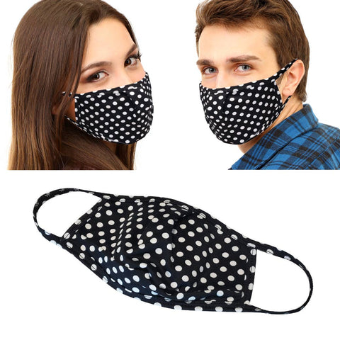 RKAPPAREL INC - Unisex Face Mask 4222-Dot
