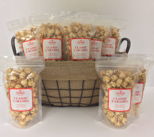 Popsations Popcorn Company - Popsations 2.5oz gourmet popcorn Stand Up Pouches