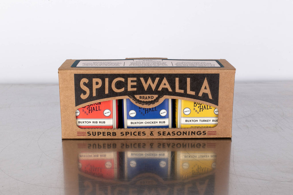 Spicewalla - 3 Pack Buxton Hall Collection Big Tins