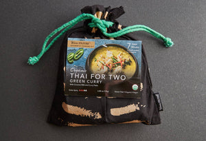 Verve Culture - Thai for Two Cooking Kit - Organic Green Curry