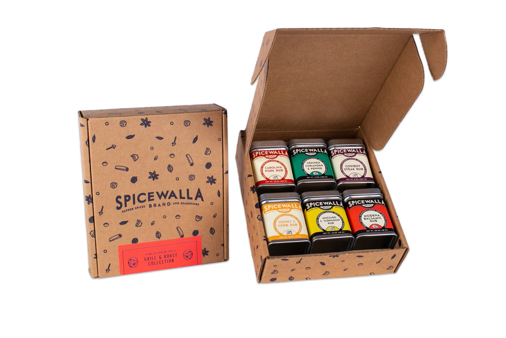 Spicewalla - 6 Pack Grill and Roast Collection