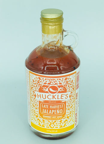 Huckle's Late Harvest Jalapeno