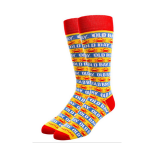 Old Bay Dress Socks