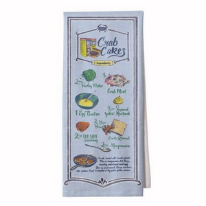Old Bay Crab Cake Recipe Towel