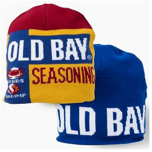 Old Bay Reversible Beanie