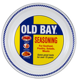 Old Bay Enamel Serving Tray