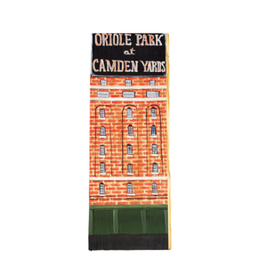 Linda Amtmann Wooden Planks-Oriole Park At Camden Yards