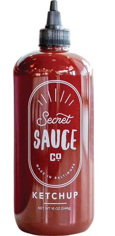 Secret Sauce Ketchup