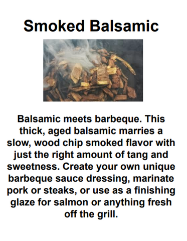 Smoked Balsamic