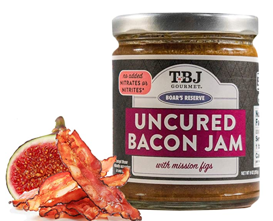 TBJ Gourmet - Balsamic and Fig Uncured Bacon Jam