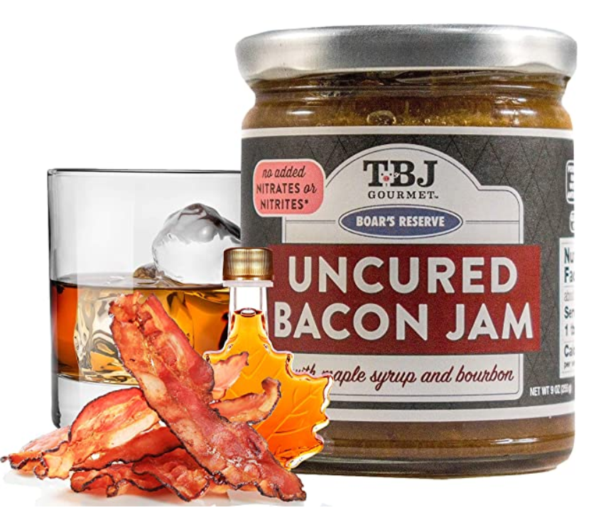TBJ Gourmet - Maple Bourbon Uncured Bacon Jam